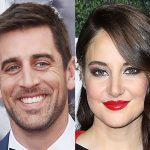 Shailene Woodley is engaged to football star Aaron Rodgers