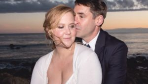 Amy Schumer shares behind-the-scenes look at secret wedding