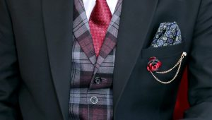 How to choose your perfect pocket square