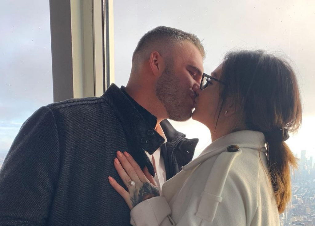 Jersey Shore star 'JWoww' is engaged