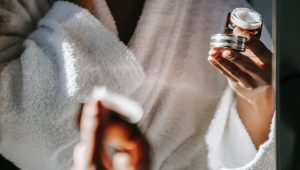 skincare products for your wedding day